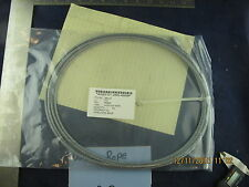 "3/32"" Stainless Aircraft Wire Rope Cable 8' Feet 559829 Wibe With Stops."