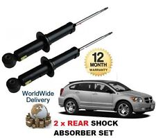 Para Dodge Caliber 1.8 2.0 2.4 2.0 Dt 2006 - > 2 Amortiguador Trasero Shocker Set