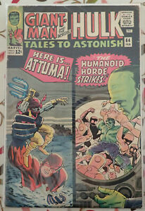 Tales to Astonish 64 (1962 and onwards), Marvel comics
