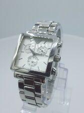 emporio Armani AR5316 men's chrono watch luxury white dial AR-5316 5 ATM
