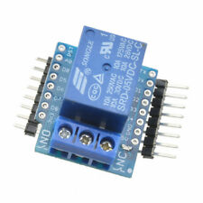 One Channel D1 Mini Relay Shield Module For WeMos ESP8266 Board BSG