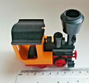 Vintage Lehmann Gnomy #990 Stainzi 2 Friction Drive Toy Steam Train