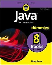 Java All-in-One For Dummies: By Lowe, Doug