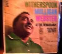 Witherspoon/Mulligan/Webster LP At The Renaissance DEMO
