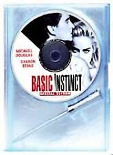 Basic Instinct (Collector's Edition - Unrated), New Dvd, Wayne Knight,Dorothy Ma