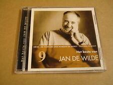 CD HET LAATSTE NIEUWS CD-COLLECTIE N° 9 / HET BESTE VAN JAN DE WILDE