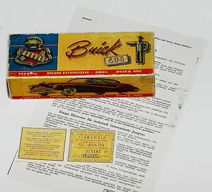Reprobox für Prämeta Prameta Buick 405 - 2. Version + Anleitung + Garantiekarte