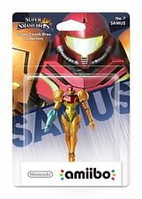 amiibo Samus (Super Smash Bros. Collection) - BRAND NEW & DIRECT FROM NINTENDO
