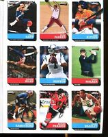 SIMONE BILES 225 ct Sports Illustrated SI for Kids Cam Newton Josh Hart ROOKIES