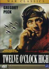 12 Oclock / Twelve O'Clock High (1949) - Gregory Peck DVD *NEW [DISC ONLY]