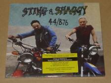 44/876 by Sting/Shaggy (Reggae) (CD, Apr-2018, A&M (USA))