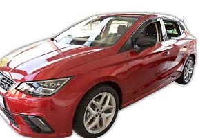 Seat Ibiza V 5 portes 2017-prés Deflecteurs d'air Déflecteurs de vent 2pcs