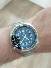 Steeldive SD1970 200m Divers watch with SS Bracelet + 3 EXTRA STRAPS BNIB **UK**