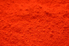 20g FLURO ORANGE MICA - Soap Candle Polymer Clay Making Colour Mineral Powder