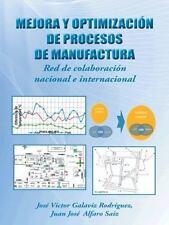 Mejora y Optimización de Procesos de Manufactura : Red de Colaboración...