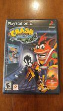Crash Bandicoot The Wrath of Cortex (Sony PlayStation 2 2002) Very Good Complete