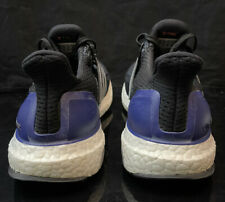 Adidas Ultra boost Sz 7 wmns or 6 mens 1.0 Purple woven Mesh Multi og