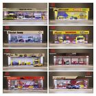 GEECHAN 1:64 Assembly Diorama Led lighting Garage RWB/HONDA/Nismo/Rocket Bunny