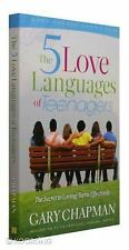 *NEW* The 5 Five Love Languages of Teenagers Secret to Loving Teens Effectively