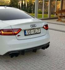 Diffusor für Audi A5 S5 S-Line Heckansatz Coupe Cabrio Sprtback Heckschürze FL
