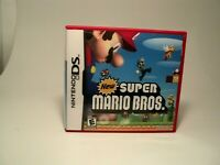 Nintendo DS  Super Mario Bros. (2006) Tested & Works  - Complete
