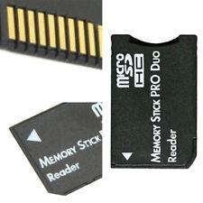 Reader Lecteur Carte Memoire Adaptateur Micro SD TF MS Stick Pro Duo Pour PSP