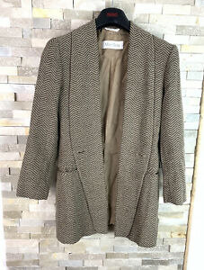 Max Mara Ladies Size 10 Wool Blend Smart Jacket