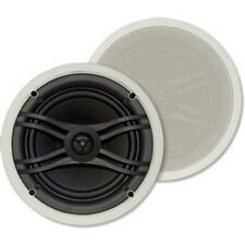 In-Wall Speakers Yamaha NSIW360C, ONE PAIR, White(NEW)