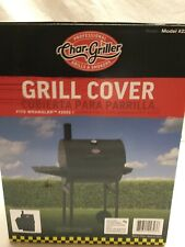 Char-Griller Grill Cover #2323 For Wrangler Grill #2823