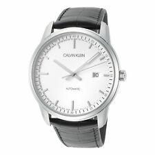 Calvin Klein Automatik UVP € 499- 42 mm ETA 2824-2 swiss made Safirglas
