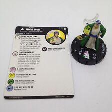 Heroclix DC Elseworlds set Al Jhor Dan #040 Super Rare figure w/card!