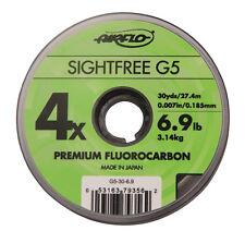 Airflo NEW Sightfree G5 Premium Fishing Fluorocarbon - 110 yard Various Sizes