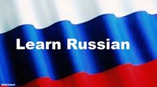 Learn Russian -100 Lessons Audio Book MP3 CD-iPod Friendly