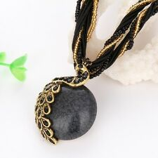 Women's Necklace Phoenix Pendant Resin Link original Chain Fashion Jewelry