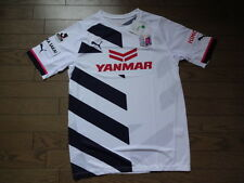 Cerezo Osaka 100% Original Jersey Shirt O 2015 Away BNWT J-League Soccer Rare