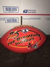 Full Size Football � Afl Arena football League New York Dragons Orange Logo