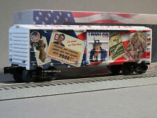 LIONEL UNCLE SAM ENLIST NOW BOXCAR O GAUGE train military patriotic 6-83788 NEW