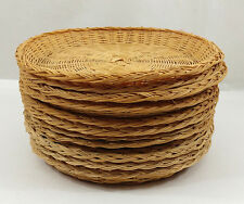 Wicker Paper Plate Holders EBay & Extraordinary Wicker Plate Holders Bulk Contemporary - Best Image ...