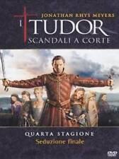 Dvd I TUDOR - Scandali a Corte - Stagione 04 - (3 Dischi) Serie Tv .....NUOVO