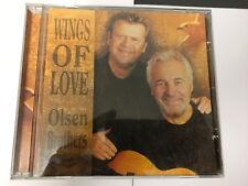 OLSEN BROTHERS - Wings Of Love - CD - 0724352687121 EX/EX