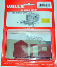 New Wills Scenic Gauge Weighbridge and Hut SS16