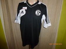 FC Schalke 04 Adidas Spieler Champions League Training Trikot 2013/14 Gr.L