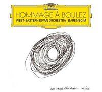 Daniel Barenboim - Pierre Boulez Tribute [CD]