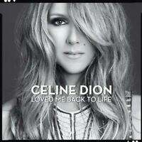 Loved Me Back To Life - 2 DISC SET - Celine Dion (Vinyl New) 180gm Vinyl