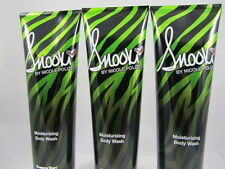 3 PACK- SNOOKI MOISTURIZING BODY WASH by SUPRE