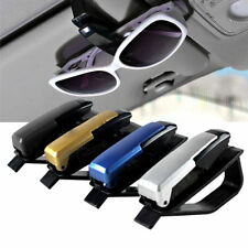 1PCS Car Vehicle Accessory Sun Visor Sunglasses Eye Glasses Card Pen Holder Clip
