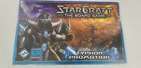 Starcraft The Board Game Typhon Promotion Expansion, collectors RARE [ENG,2009]