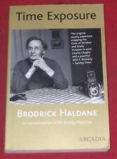 TIME EXPOSURE ~ Broderick Haldane ~ THE ORIGINAL SOCIETY PAPARAZZO