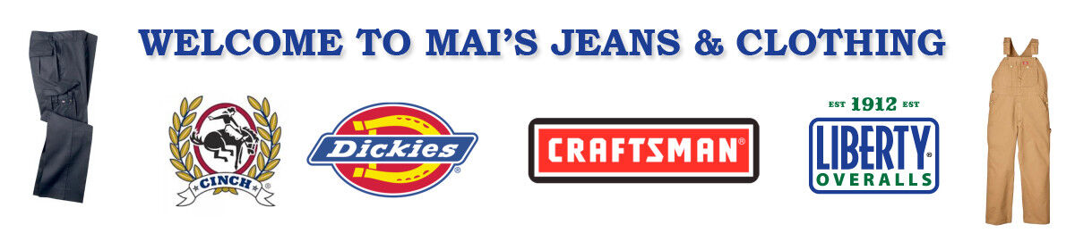 MAI'S JEANS & CLOTHING
