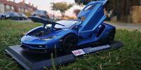 Lamborghini Centenario Maisto 1:18 Diecast Model Car Special Edition NO BOX